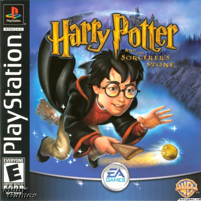 Harry Potter The Sorcerer S Stone U Iso Psx Isos Emuparadise
